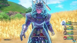 "Dragon Quest XI: ""Laberinto de Distran reino entre los mundo (Post-Game)""[PS4] #217"