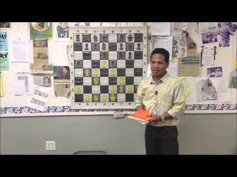 LAChessClub.com - Mariano vs. Cvitan King's Indian Defence Petrosian Variation