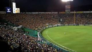 2010年5月13日に甲子園で開催された交流戦、日本ハムvs阪神にて。 4回裏...