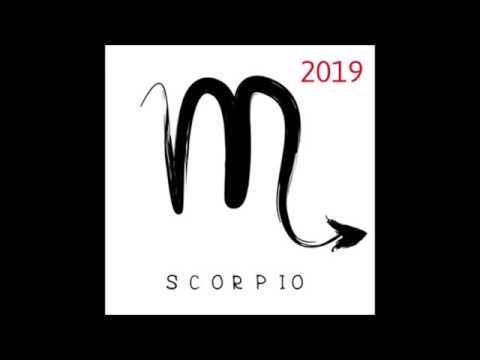 Horoscope SCORPION 2019