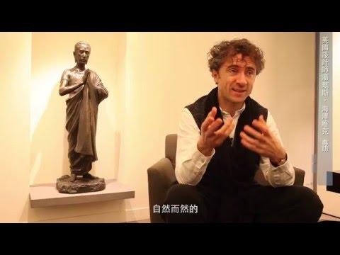 與上海世博英國館〈種子聖殿〉設計鬼才海澤維克面對面