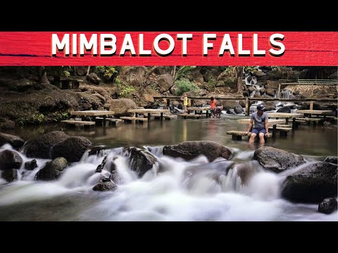Highlights of visit to Mimbalot Falls - Iligan Tourism