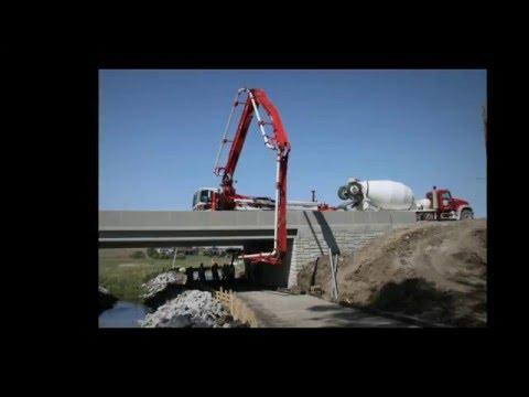 Concrete Pumping Norfolk, Nebraska