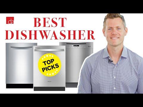 Best Dishwasher - Top 3 Models
