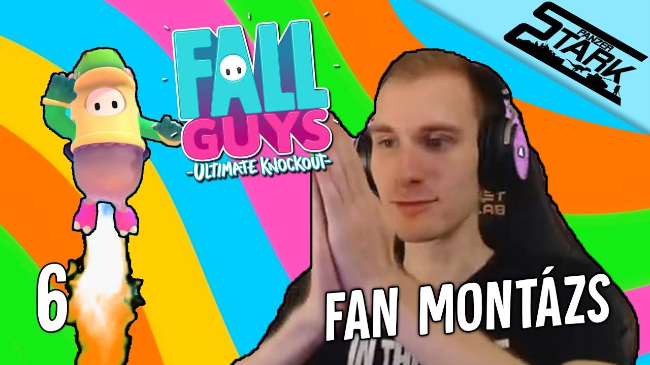 Fan Montázs - 6.Rész (Fall Guys/ A Galamb Akcióban) - Stark