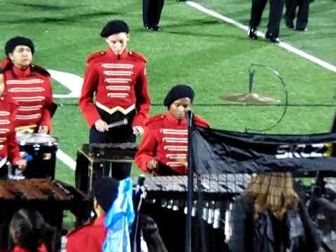Reading senior high school marching band 10/5/18