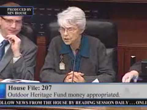 House Environment, Natural Resources and Agriculture Finance Committee  3/14/13