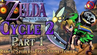 Majora's Mask: Glitchless 3-Cycle Failure | Cycle 2, Part 1