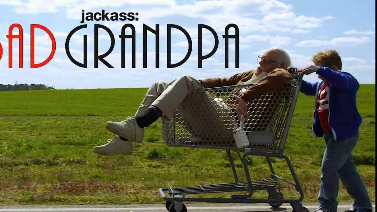 Bad Grandpa Deutsch Ganzer Film