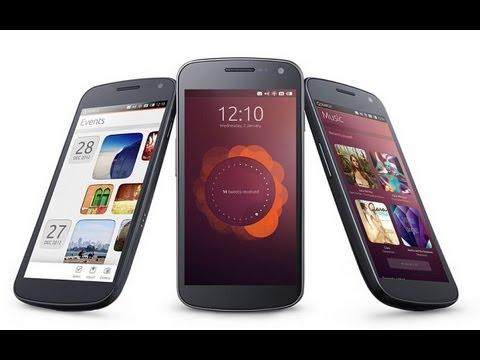 TOP 5 Android LAUNCHERS + Ubuntu Style