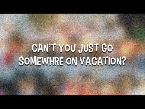 Simple Plan - Vacation (Lyrics)