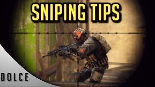 Battlefield 4 Beginner Sniping Tips!