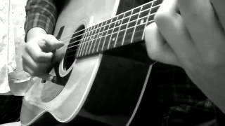 のんのんびよりED「のんのん日和」をソロギターで弾いてみました。いい...