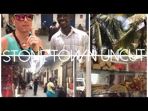 Sights & Sounds of Stone Town 🌴🇹🇿🌍 UNCUT LIVE Walking Tour (Zanzibar, Tanzania Travel Vlog 16)