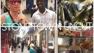 Sights & Sounds of Stone Town ???? UNCUT LIVE Walking Tour (Zanzibar, Tanzania Travel Vlog 16)