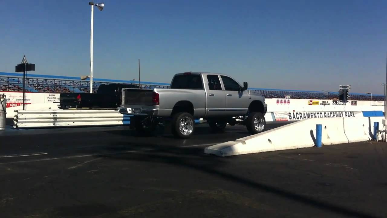 2006 Dodge Ram Cummins Show Truck With Ssr And 8 Quot Lift Vs