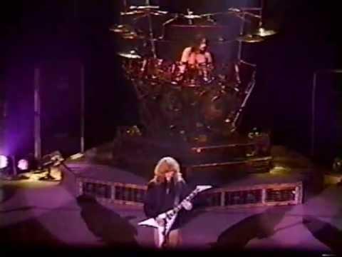 Megadeth - 99 Ways To Die (Live In Osaka 1995)