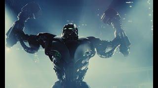 Живая сталь(Real steel)-Зевс уничтожает всех бойцов
