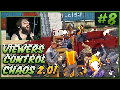 Viewers Control GTA V Chaos 2.0! #8