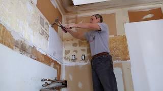 2 bedr apartmen demolition