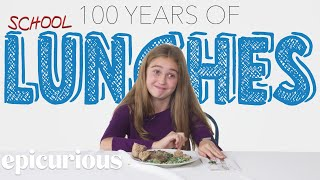 Download Kids Try 100 Years of School Lunches Mp3 and Videos