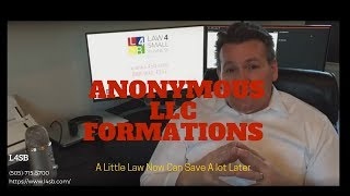 Anonymous LLC Video