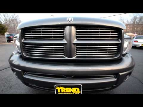 2004 Dodge Ram 1500 SLT HEMI (stk# P2511A ) for sale at Trend Motors Used Car Center in Rockaway, NJ
