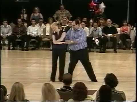 Phoenix 2008 Champions! John Lindo and Stephanie Batista