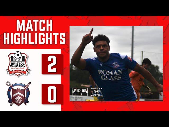 MATCH HIGHLIGHTS: Bristol Manor Farm 2-0 Mangotsfield United
