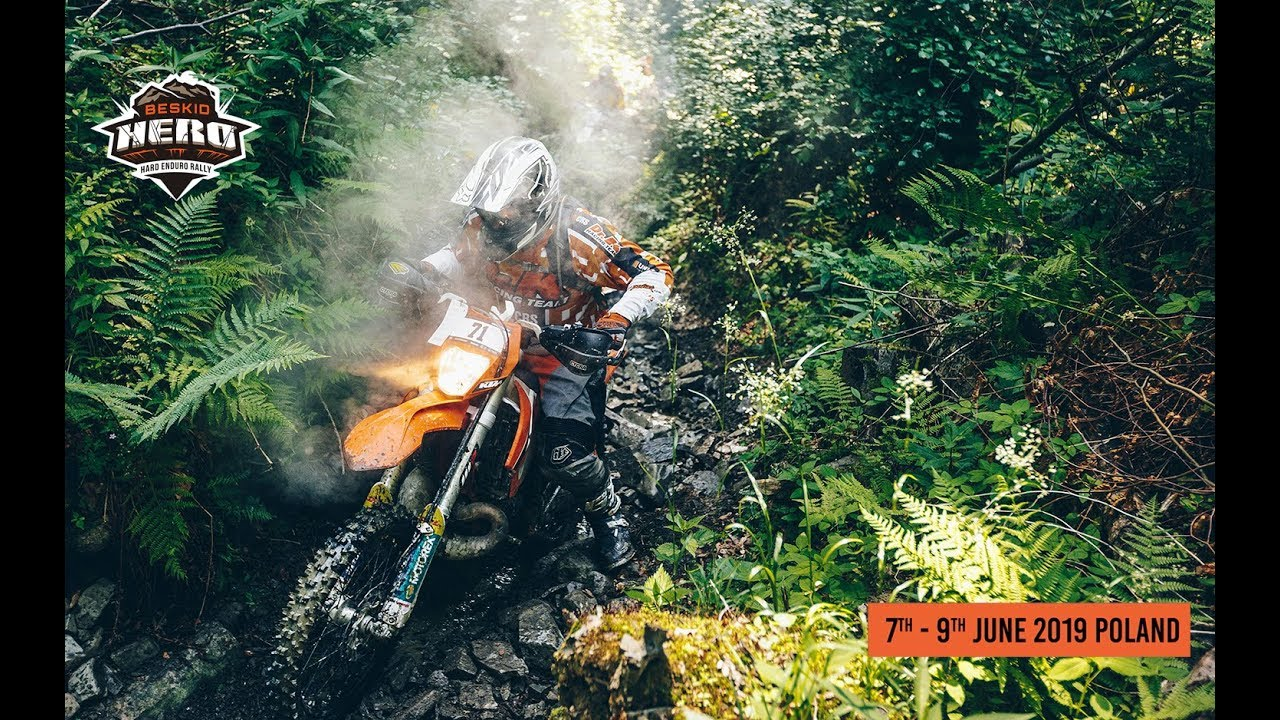 Beskid HERO 2019 - hard enduro rally - registration