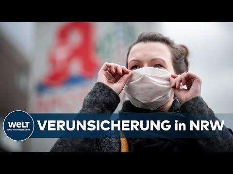 CORONAVIRUS IN DEUTSCHLAND: Viele Weitere Covid-19-Fälle In Nordrhein-Westfalen Bestätigt