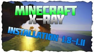Minecraft Tutorial Xray 1.8 - 1.12 installieren [German] - Minecraft Deutsch