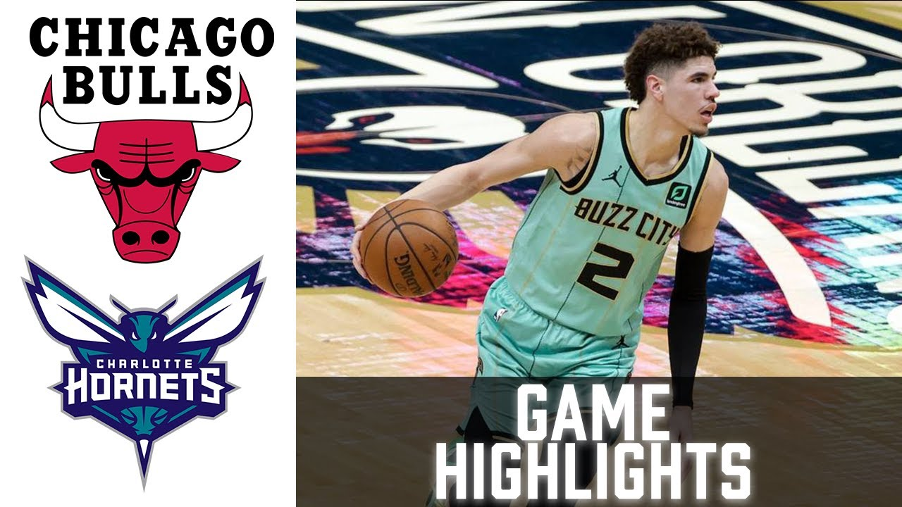 Bulls vs Hornets HIGHLIGHTS Full Game | NBA January 22 2021