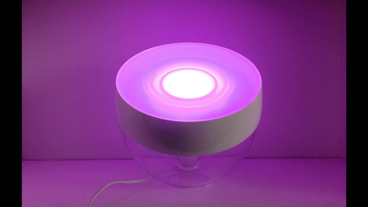 test philips livingcolors iris - Lampe Living Colors Philips