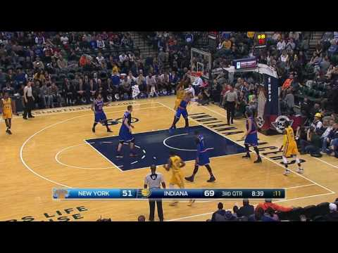 New York Knicks vs Indiana Pacers   January 7, 2017   NBA 2016-17 Season