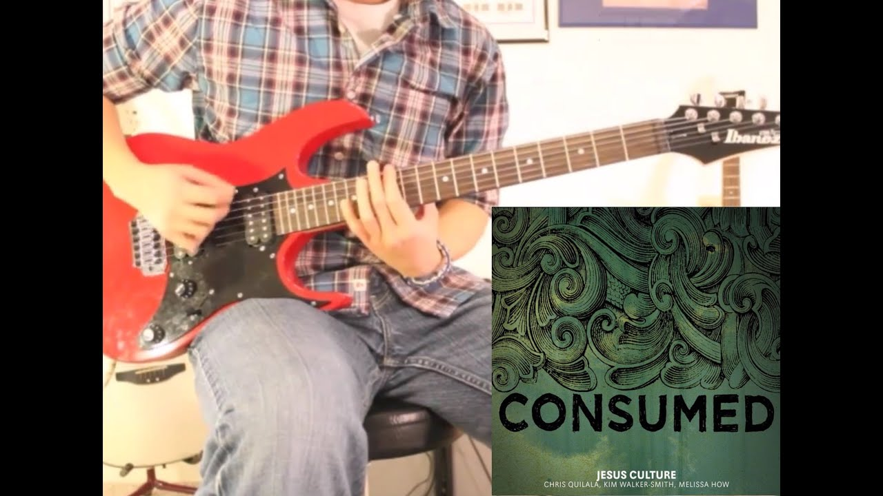 Jesus Culture Holding Nothing Back Lead Guitar Only Youtube