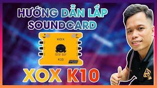 TRUYỀN HỮU - Hướng dẫn lặp đặt bộ hát live stream K10 từ A tới Z - hotline: 01672472870