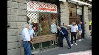 Inaugurazione Padova Store