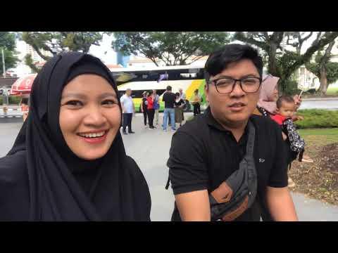 Singapore - Family Trip Yasa & Bara
