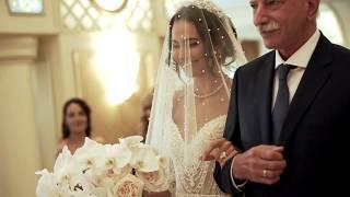 Невероятная пара Роман и Наталия от Event Agency Любо Дорого