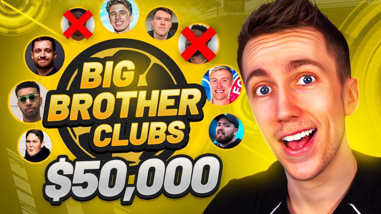 Download EPISODE 3 - $50,000 BIG BROTHER CLUBS