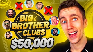 EPISODE 3 - $50,000 BIG BROTHER CLUBS