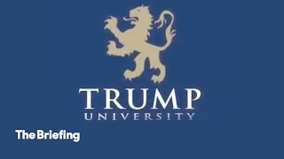 Trump University Informercial | The Briefing thumbnail