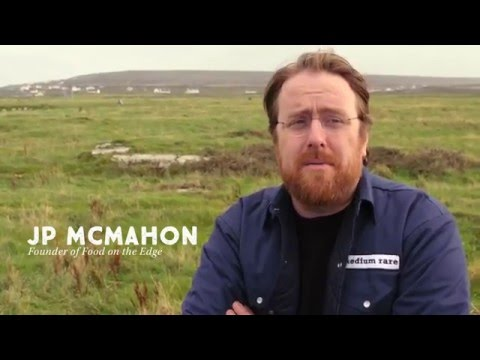 Food on the Edge:  A taste of Ireland's unique food culture by Failte Ireland TV
