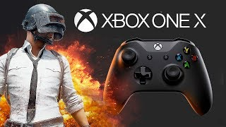 PUBG on XBOX ONE X // FPP for Blackout Training // Battlegrounds Live Stream Gameplay