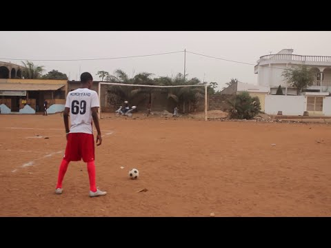 CROSSBAR CHALLENGE IN AFRICA GONE WRONG !!!