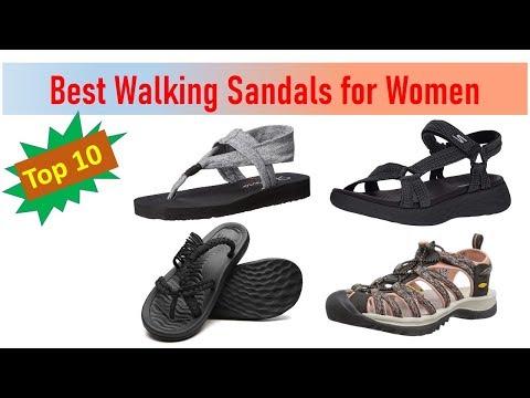 Best Walking Sandals for Women 2020 || Top 10 Best Walking Sandals for Women 2020