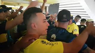 Previa Jugador nro 12 entran bombos Boca vs Talleres