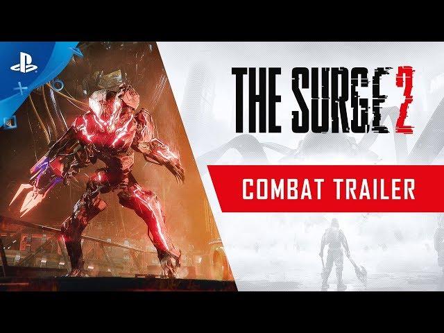 The Surge 2 - Combat Trailer | PS4