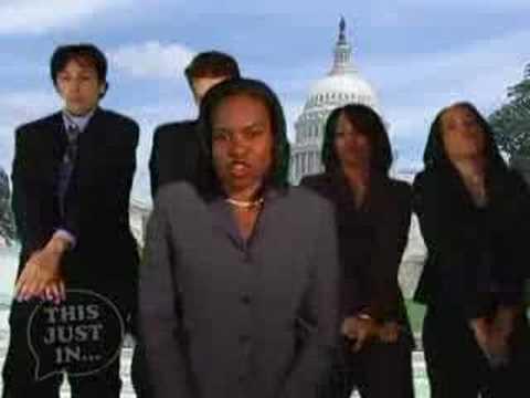 Condi Rice Raps
